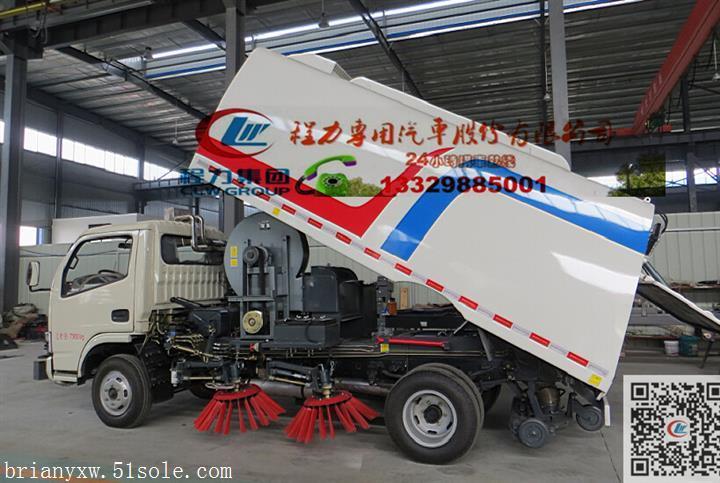 湖北随州厂区清扫车多少钱一辆
